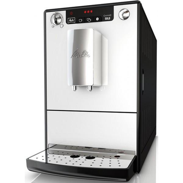 caffeo solo noir blanc machines expresso melitta da express. Black Bedroom Furniture Sets. Home Design Ideas