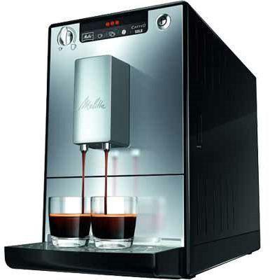 caffeo solo silver machines expresso melitta da express. Black Bedroom Furniture Sets. Home Design Ideas